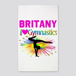 GYMNAST DREAMS Area Rug